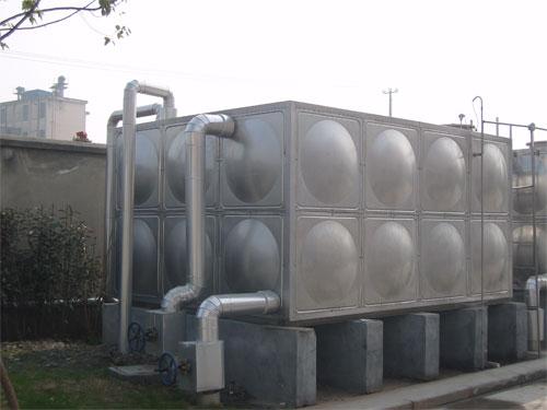 新福伟提供不锈钢水箱应用解决方案